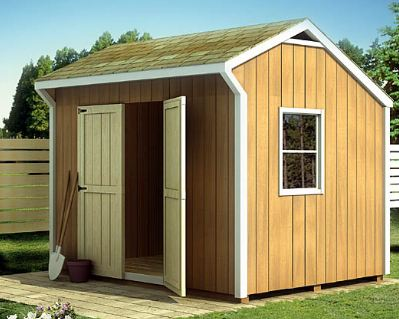 10 x 12 shed plans free