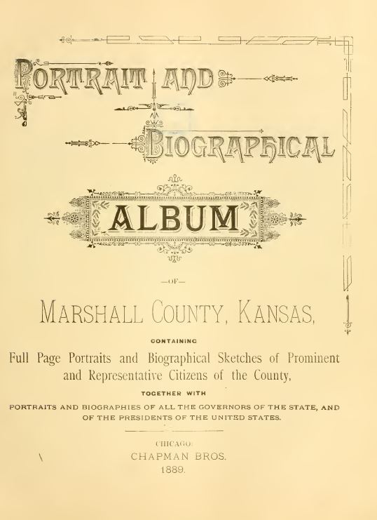 Kansas Genealogy