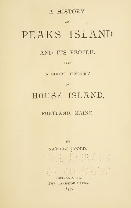 Maine Genealogy