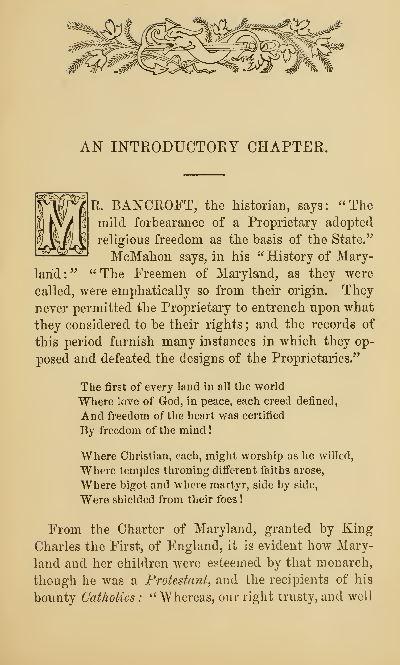 Maryland Genealogy