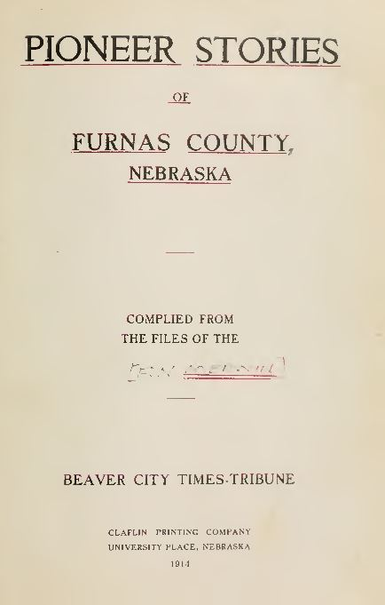 Nebraska Genealogy