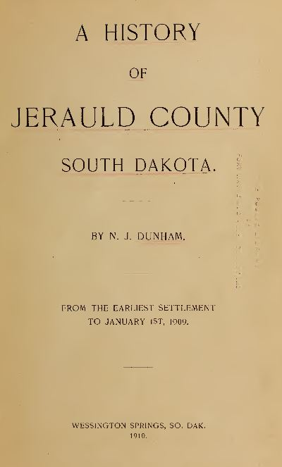 South Dakota Genealogy