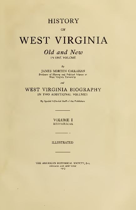West Virginia Genealogy