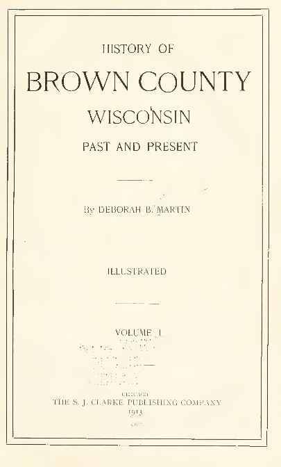 Wisconsin History and Genealogy