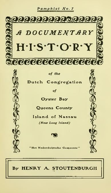 Holland History and Genealogy