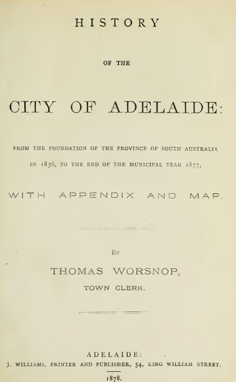 Australia History and Genealogy