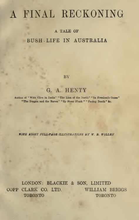 Australia History and Genealogy