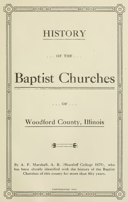 Illinois History and Genealogy