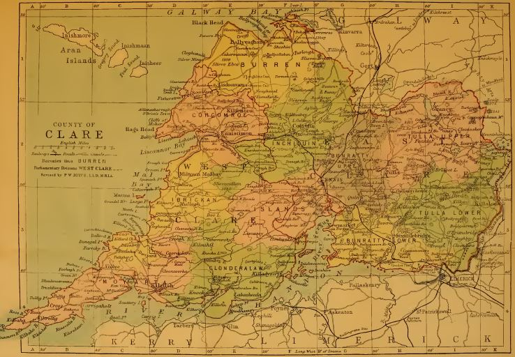 Ireland History and Genealogy
