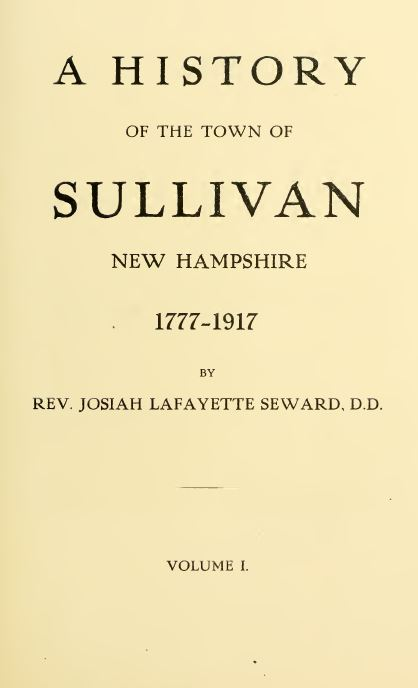 New Hampshire History and Genealogy