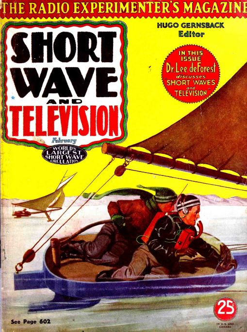 Short Wave Radio Magazines