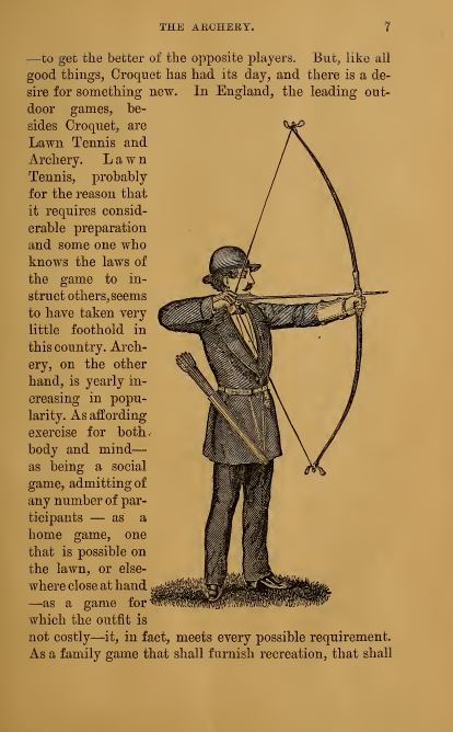 Archery Bow Bow Hunting Library CD