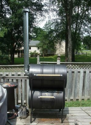 how to build your own smoker plans