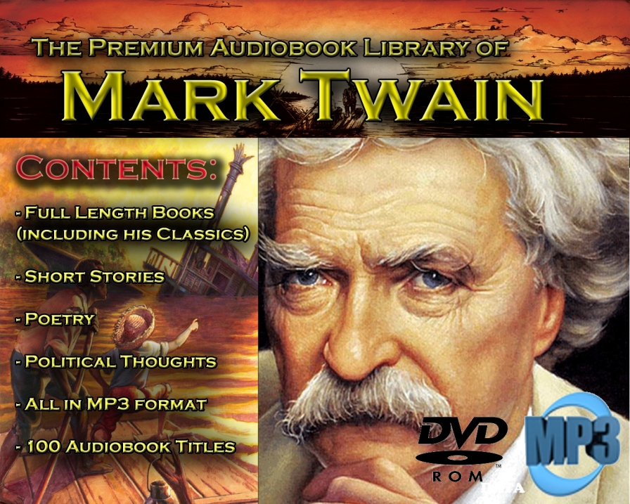 Mark Twain Audiobook Collection