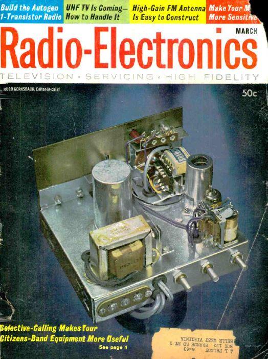 Radio Craft and Electronics Magazine