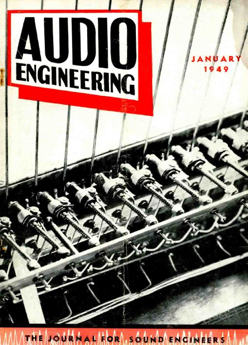 Radio Magazine Audio Engineering