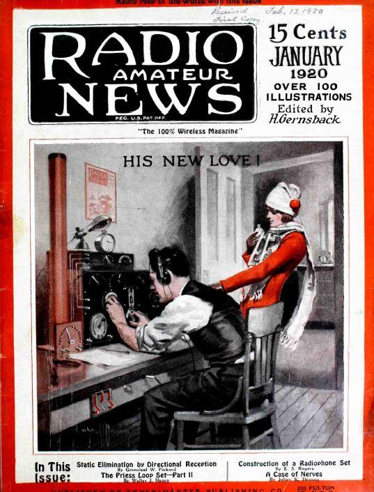Radio News Magazine