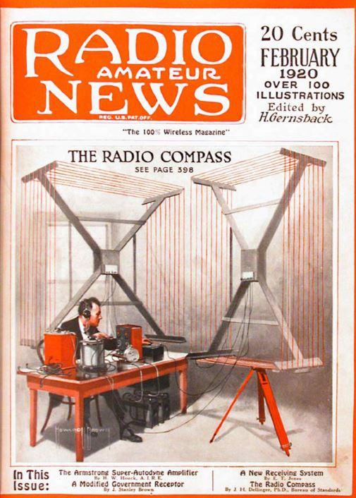 Amateur Radio Television 54