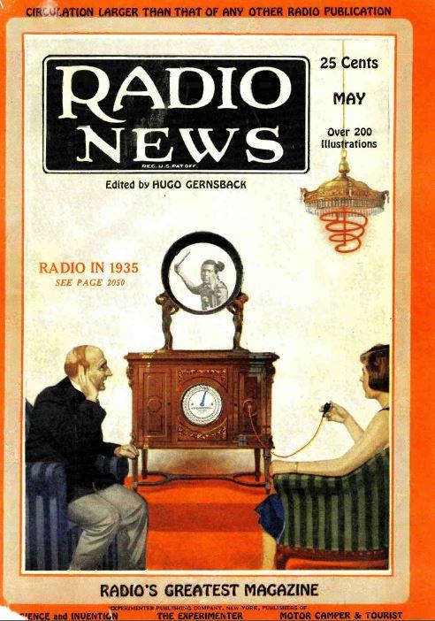 Amateur Radio Television 47