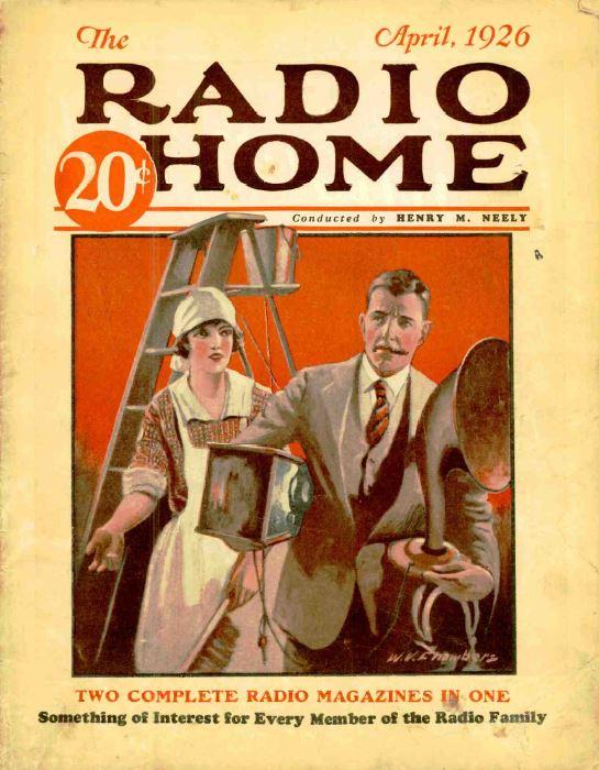 Radio in the Home Magazine