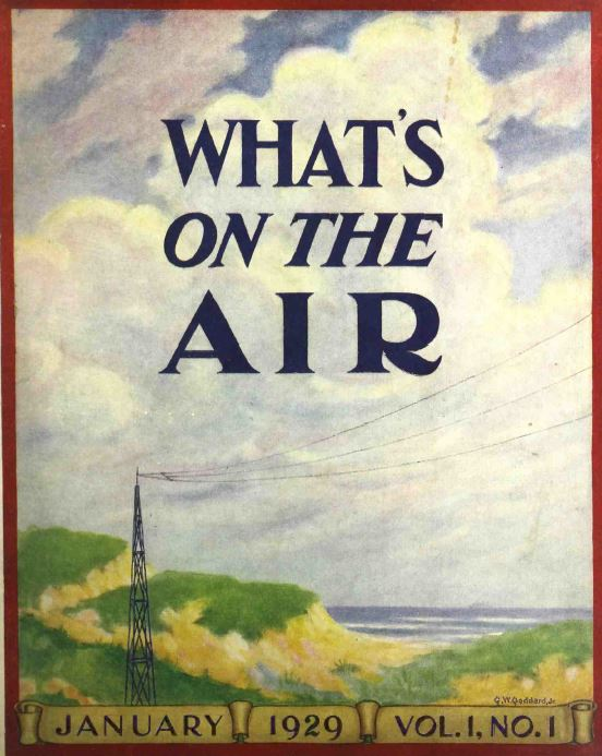 What's on the Air Magazine