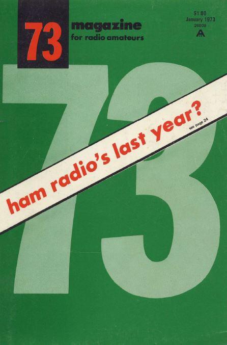 73 Magazine