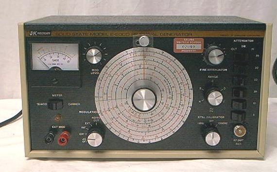 e-200d signal Generator