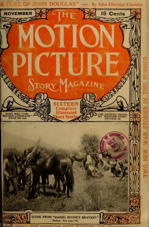 Motion Picture Magazine