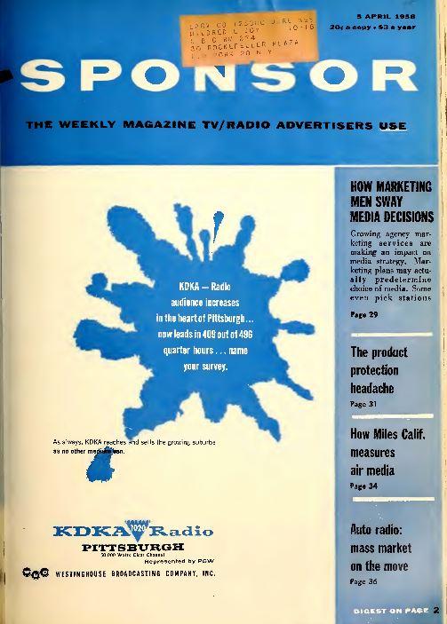 Sponsor Magazine