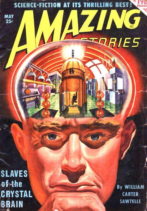 Amazing Stories Quarterly Magazine