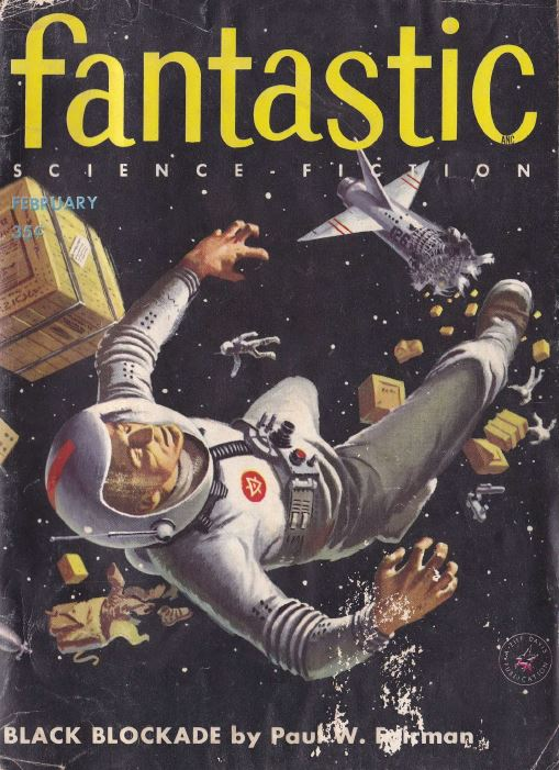 Fantastic Adventures Magazine