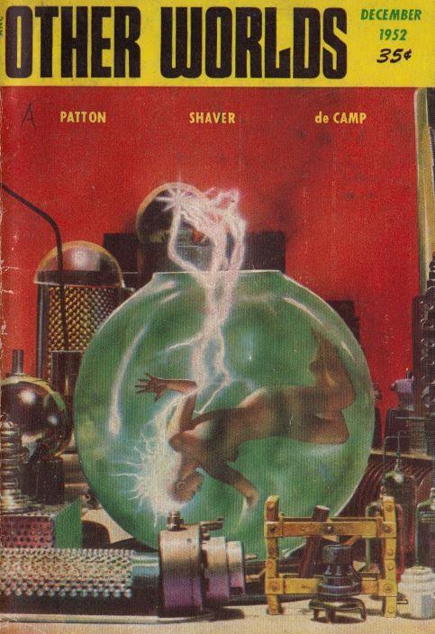 Other Worlds Pulp Fiction Magazine