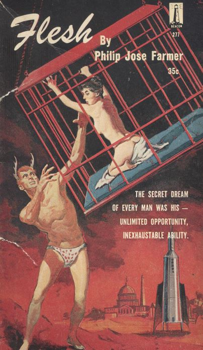 Galaxy Novels Pulp Fiction Magazine