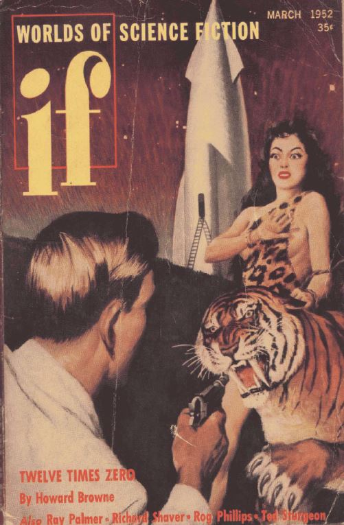 If Pulp Fiction Magazine