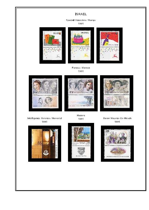 Handy image intended for printable stamp album pages