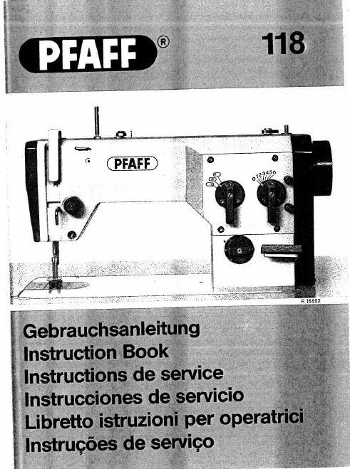 sewing machine repair book pdf