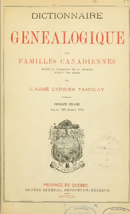 French Genealogy