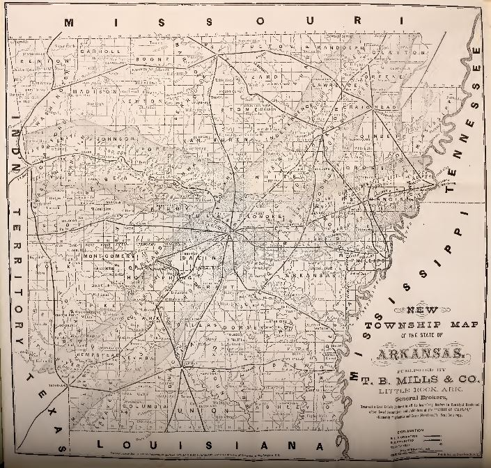 Arkansas Genealogy