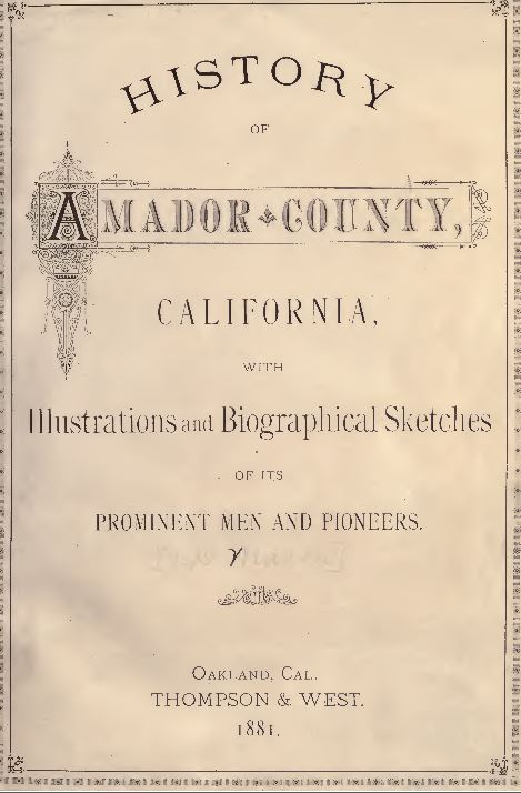 California Genealogy