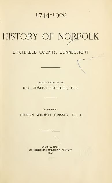Connecticut Genealogy