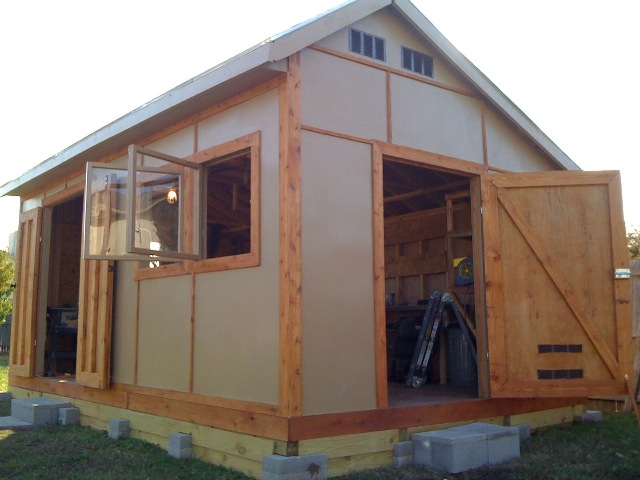 12 x 20 shed plans for immediate download