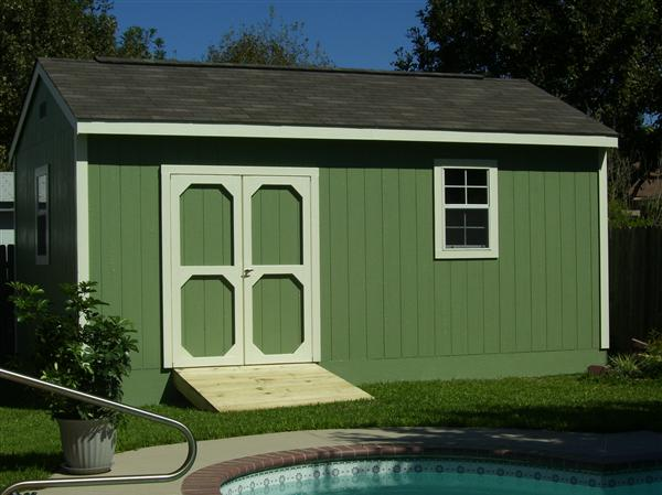 Custom Gable Shed Plans, 12 x 20 Shed, Detailed Building Plans