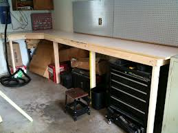 Planning Your Own Garage Workbench
