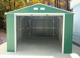Steel Garage Building Plans Are An Easy And Savvy Solution