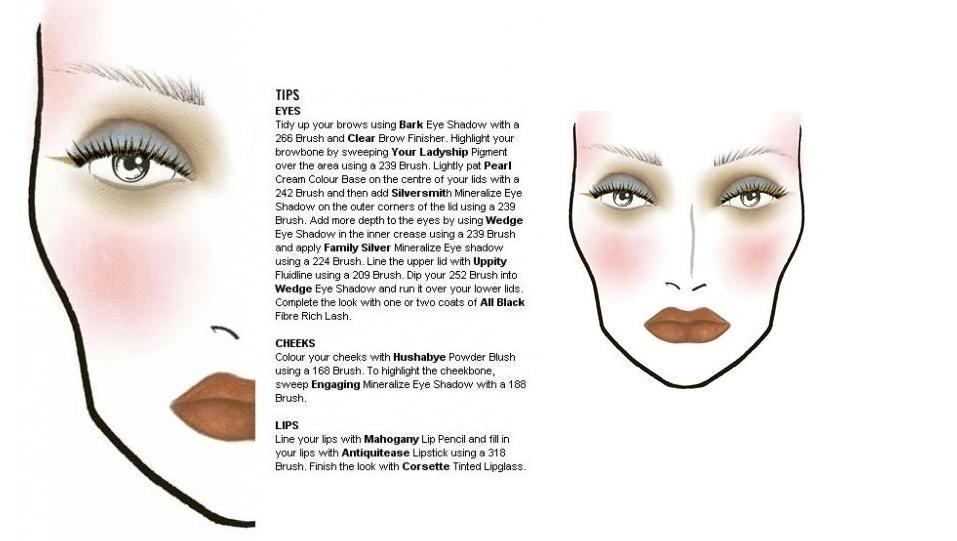 mac pro cosmetics training manuals for sale