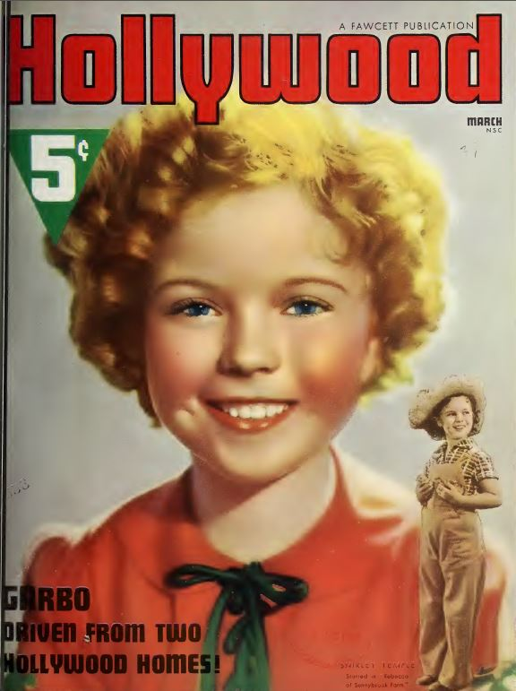 Hollywood Magazine, 120 Vintage issues, Golden Movie Age ...