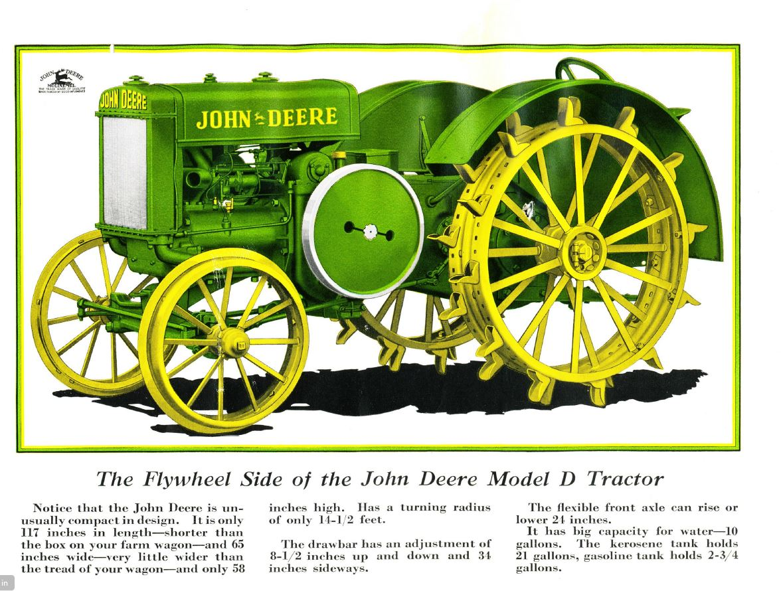 ... John Deere History ...