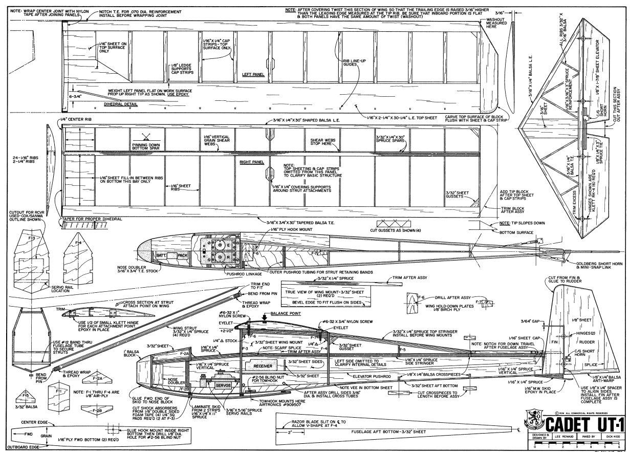 DFS hérons Krick modèle technique modèle plan de bâtiment