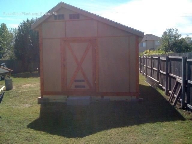 Garden Sheds Indiana custom design shed plans, 12x16 gable storage, diy wood shed plans
